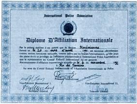Listina o članstvu slovenske sekcije v IPI