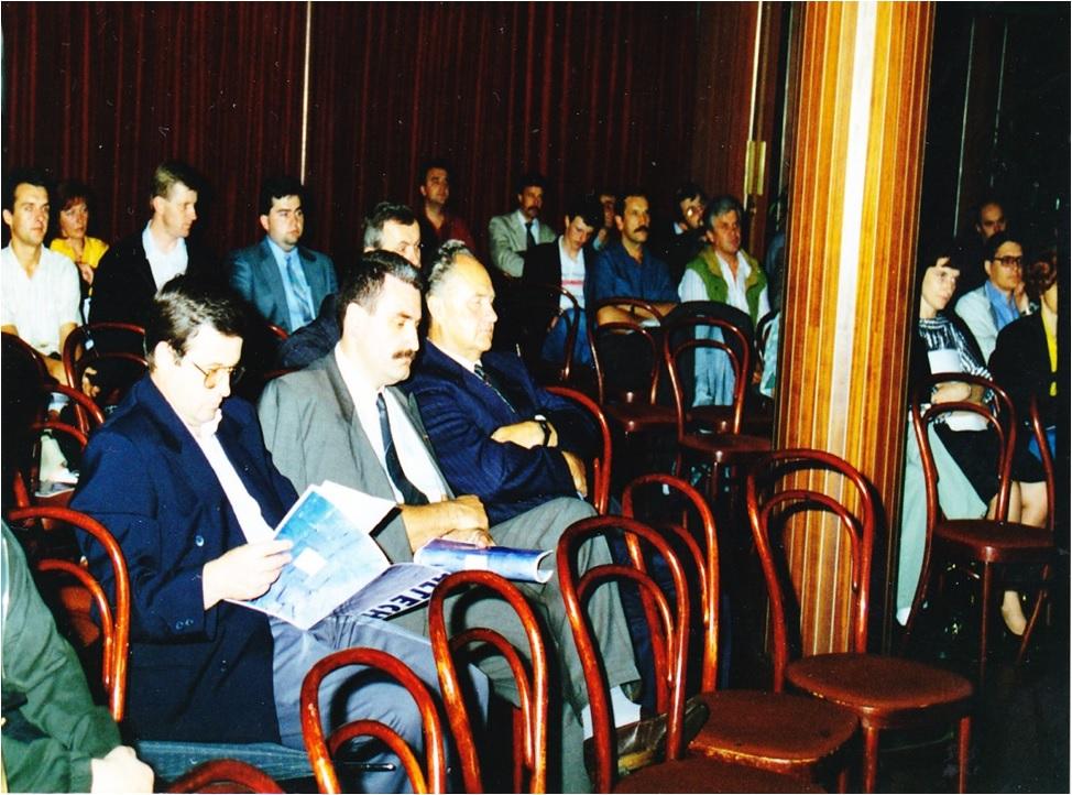 Ustanovna skupščina - delegati