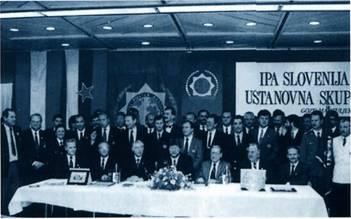 Ustanovna skupščina 20. april 1991